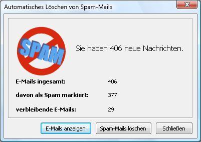 Vorschau SuperSpamKiller Standard 1.20 - Bild 1