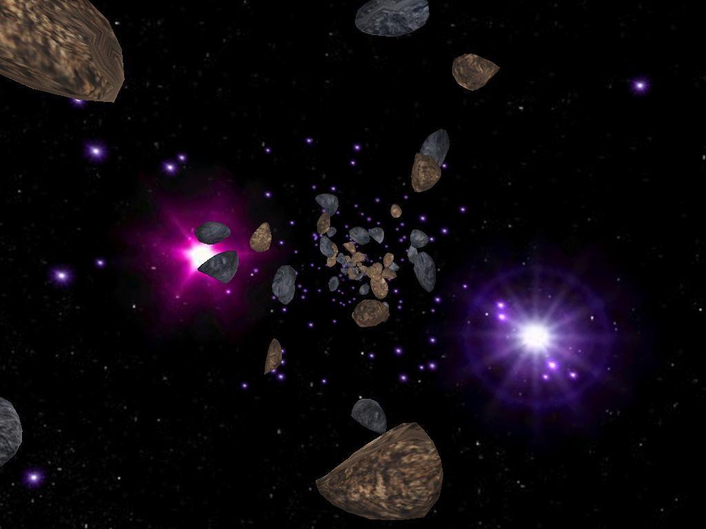 Vorschau 3D Asteroids 1.2 - Bild 1