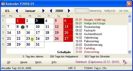 Vorschau Der ewige Kalender - Bild 1