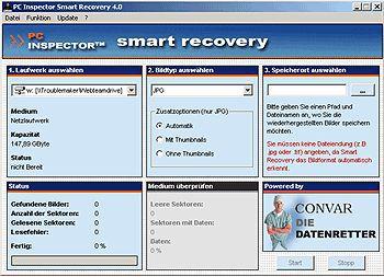Vorschau PC INSPECTOR smart recovery - Bild 1