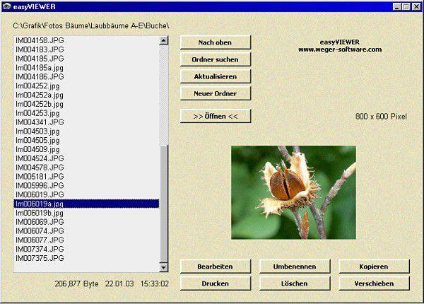 Vorschau easyVIEWER 1.0 - Bild 1
