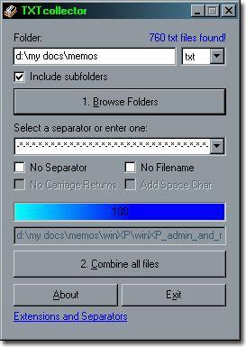 Vorschau TXTcollector - Bild 1