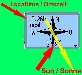 Vorschau HandyKompass 1.0 - Bild 1