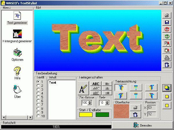 Vorschau TextStylist - Bild 1