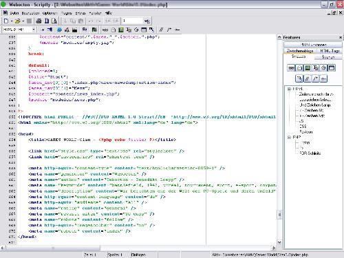 Vorschau Webocton - Scriptly 0.8.75.1 - Bild 1