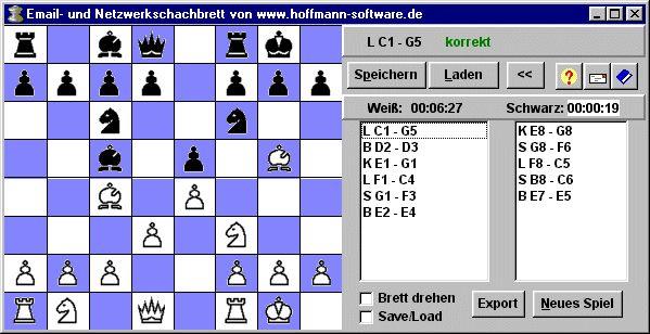 Vorschau Email und Netz Schach - Bild 1
