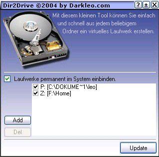 Vorschau Dir2Drive - Bild 1
