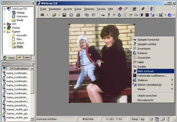 Vorschau WinScan fw - Bild 1