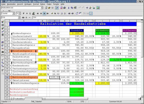 Vorschau OpenOffice PrOOo-Box DVD und CD - Bild 1