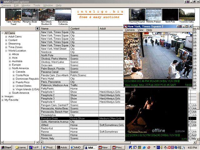 Vorschau MMD CamExplorer Free - Bild 1