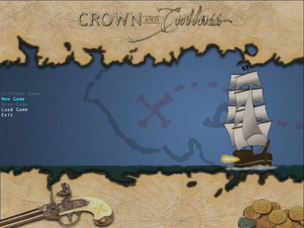 Vorschau Crown and Cutlass - Bild 1
