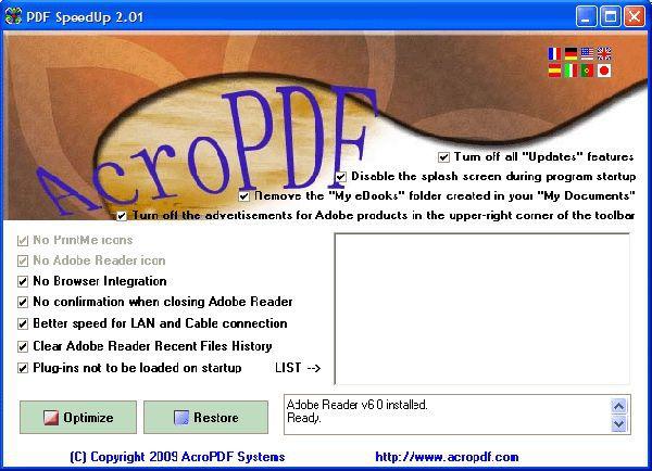 Vorschau PDF SpeedUp - Bild 1