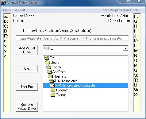 Vorschau Virtual Drive Creator - Bild 1