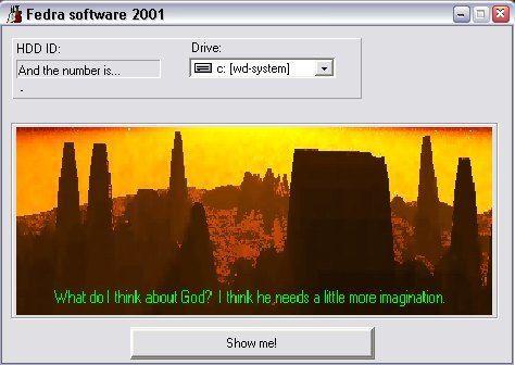 Vorschau HDD ID Utility - Bild 1