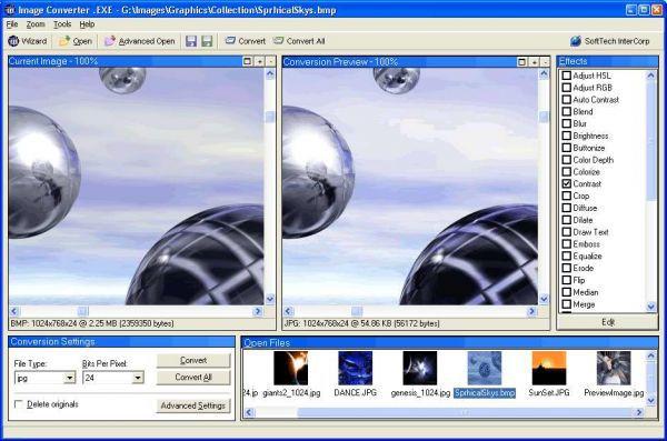 Vorschau Image Converter .EXE - Bild 1
