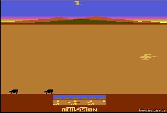 Vorschau Stella - Atari 2600 Emulator - Bild 1