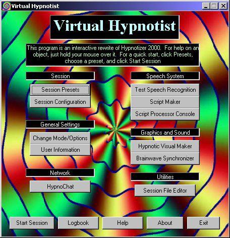 Vorschau Virtual Hypnotist - Bild 1