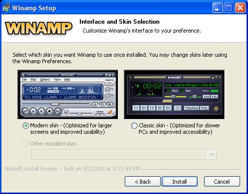Vorschau Nullsoft Install System - Bild 1
