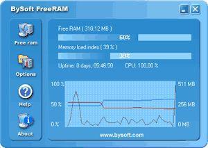 Vorschau BySoft FreeRAM - Bild 1