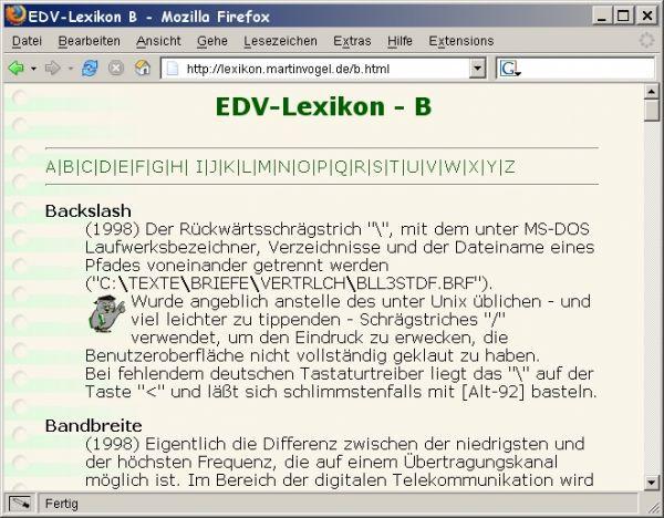 Vorschau EDV-Lexikon - Bild 1