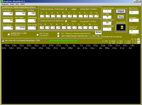 Vorschau SimpleSim 4 Roulette - Bild 1