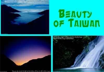 Vorschau Beauty of Taiwan - Bild 1
