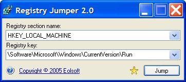 Vorschau Registry Jumper - Bild 1