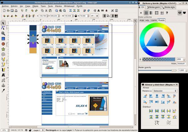 Vorschau Inkscape - Bild 1