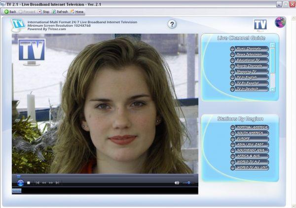 Vorschau TV - TVexe TV HD - Bild 1