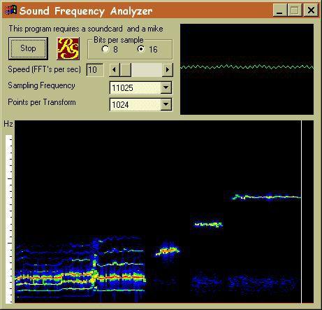 Vorschau Frequency Analyzer - Bild 1