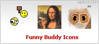 Vorschau Funny AIM Buddy Icons - Bild 1