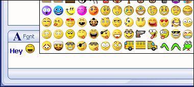 Vorschau EZ Emoticons - Bild 1