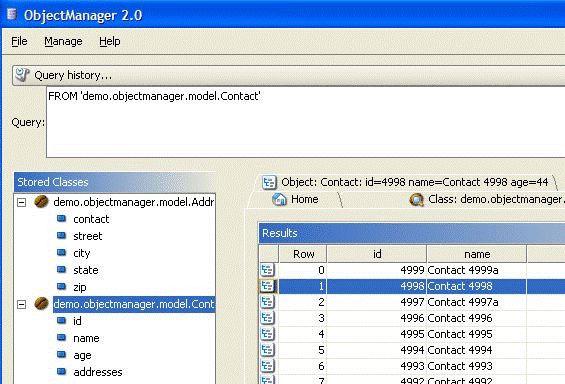 Vorschau db4o for Java - Bild 1