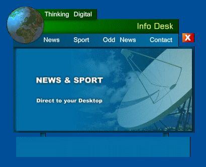 Vorschau Thinking Digital Info Desk - Bild 1