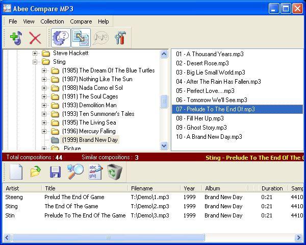 Vorschau Abee Compare MP3 - Bild 1