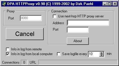 Vorschau DPA HTTPPROXY - Bild 1