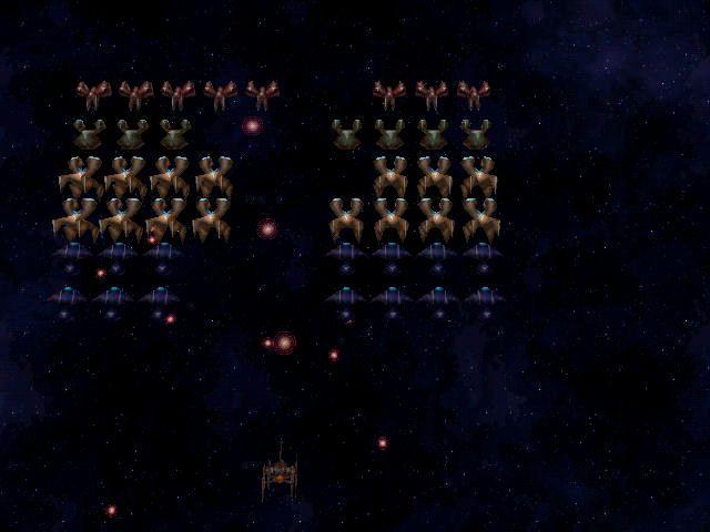 Vorschau Alien Invaders Attack - Bild 1