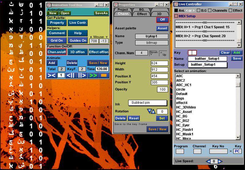 Vorschau Balthers Graphic Groove Box - Bild 1