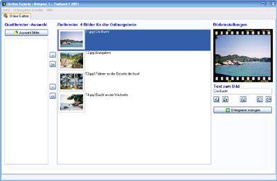 Vorschau OnlineGalerie Pro - Bild 1