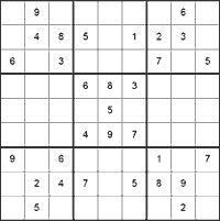 Vorschau 100 Sudoku Puzzles - Bild 1