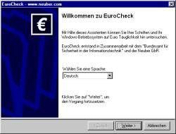 Vorschau EuroCheck - Bild 1
