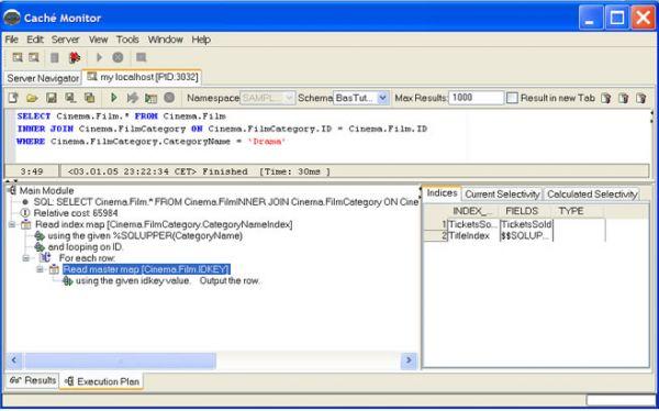 Vorschau Cache Monitor - Bild 1