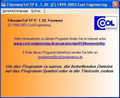 Vorschau FilenameToFTP - Bild 1
