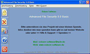 Vorschau Advanced File Security - Bild 1