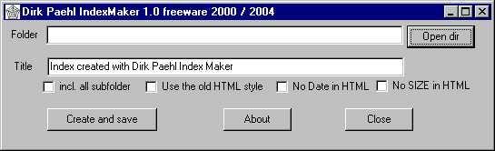 Vorschau IndexMaker - Bild 1