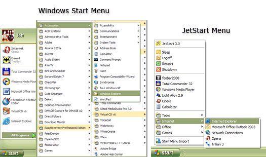 Vorschau JetStart Free - Bild 1
