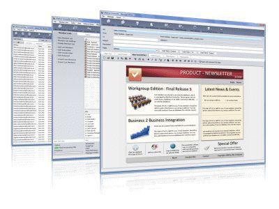 Vorschau MailList Controller Free - Bild 1