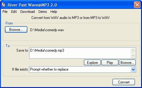 Vorschau River Past Wave@MP3 - Bild 1