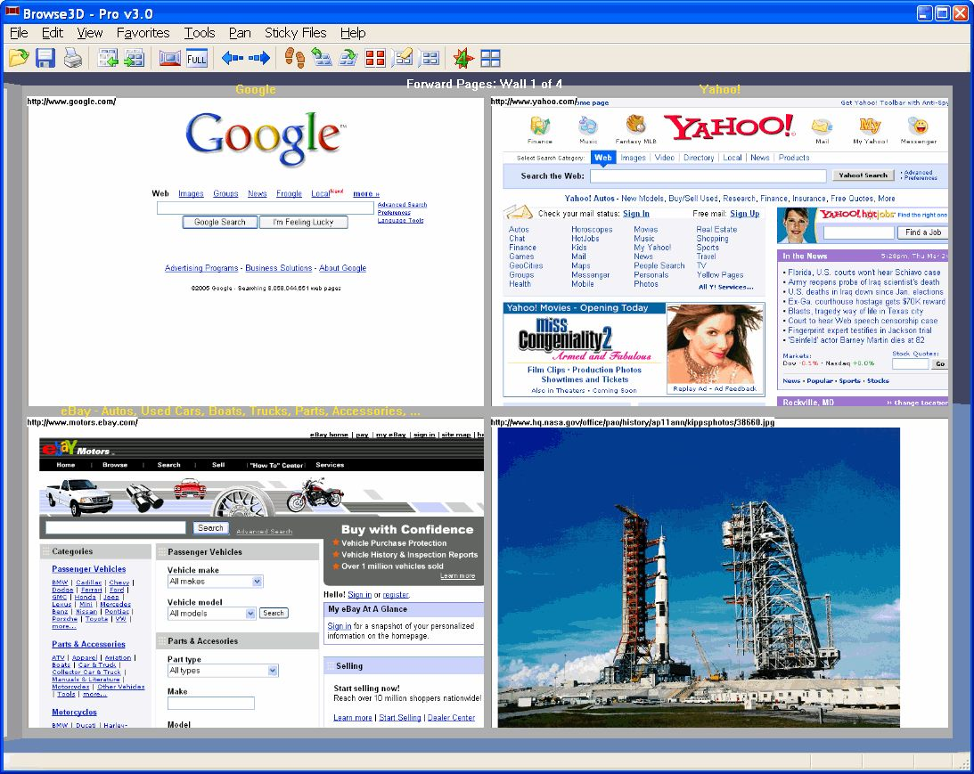 Vorschau Browse3D - Bild 1