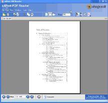 Vorschau Free eXPert PDF Reader - Bild 1
